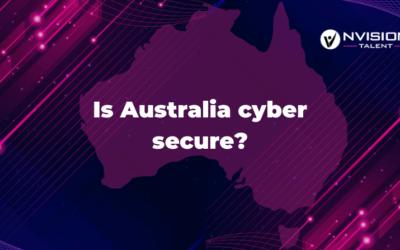 Is Australia cybersecure?