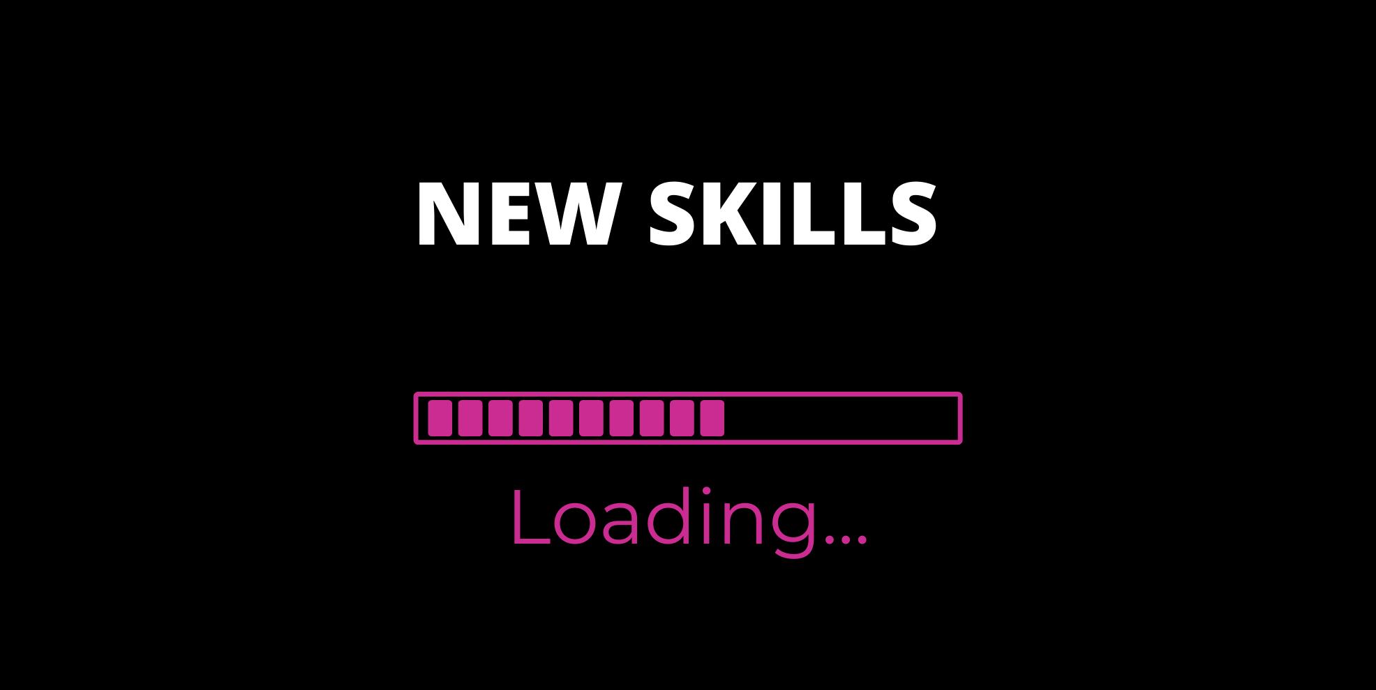 Nvision Talent New Skills Loading Blog